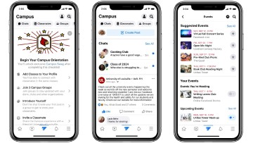 Facebook launches Campus, a dedicated section for college students
