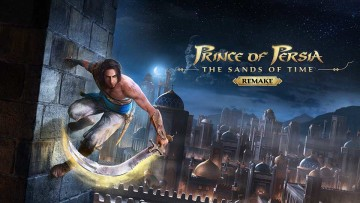 Prince of Persia: The Sands of Time Remake lands in January 2020