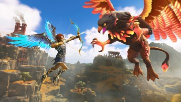Immortals: Fenyx Rising gets re-revealed, coming December 3
