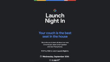 Google sends out invitations for September 30 hardware event