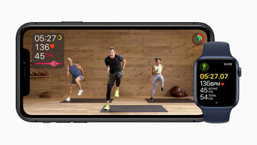 Apple's Fitness+ is a new fitness experience built for the Apple Watch