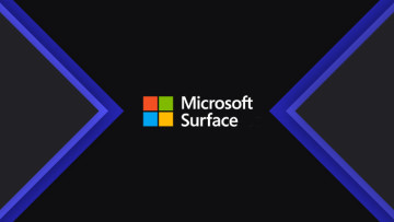Microsoft Surface banner image