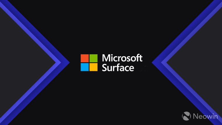 Microsoft Surface banner image