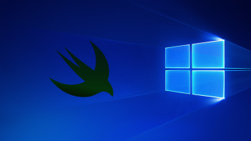 Swift makes its way to Windows 10, toolchain images now available