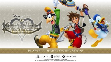 Kingdom Hearts: Melody of Memory demo coming next month