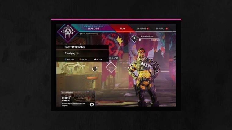 Apex Legends بازی Cross را برای PC، Xbox One و PS4 ارائه می دهد