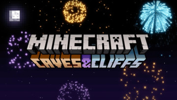 Minecraft Caves and Cliffs update