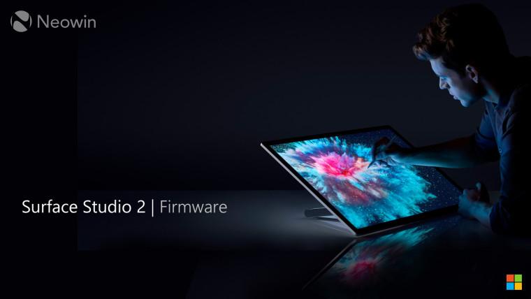 Surface Studio 2 stock image