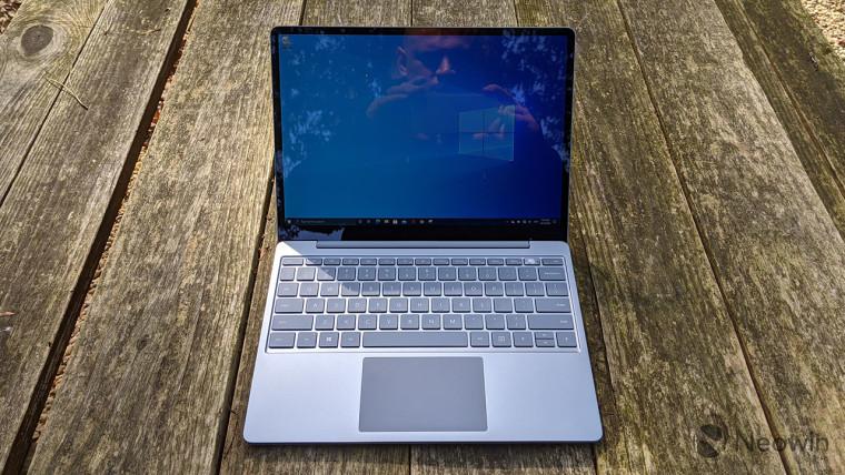 Microsoft Surface Laptop Go tiene $ 40 de descuento en Amazon