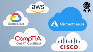 Save 97% off the 2021 All-In-One AWS, Cisco & CompTIA Super Certification Bundle