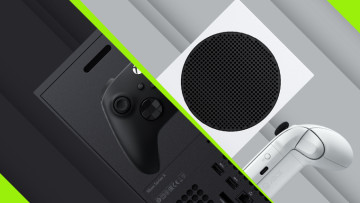 These are images of Xbox Series X and S