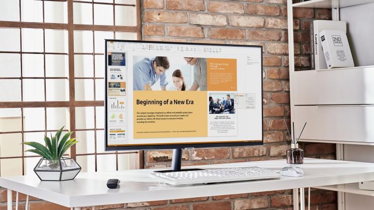 Smart Monitor سامسونگ مدل M7 و M5 یک مانیتور همه کاره هوشمند تلویزیون های هوشمند صفحه نمایش