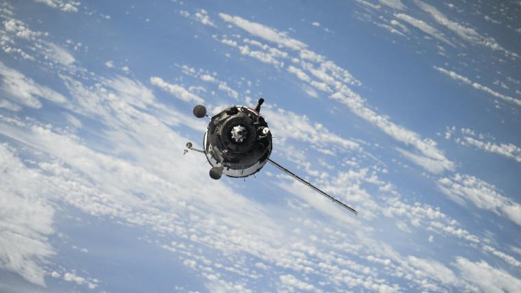 A space satellite