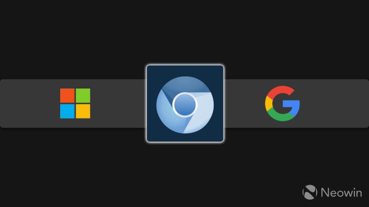 Microsoft Edge and Google Chrome based on Chromium
