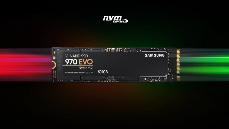 970 EVO 500GB