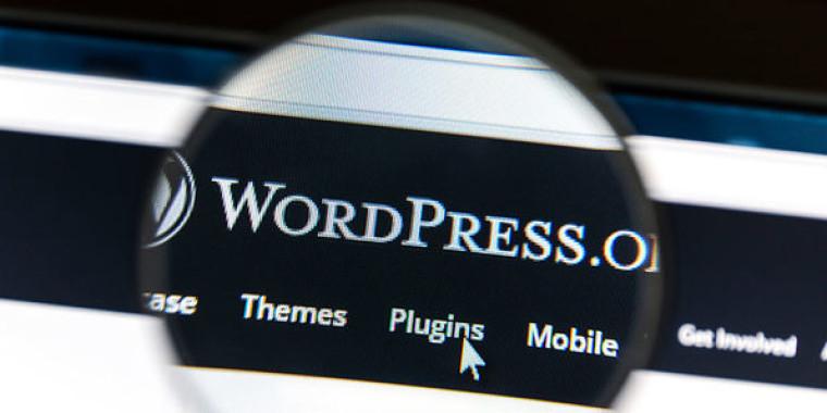 WordPressorg stock image