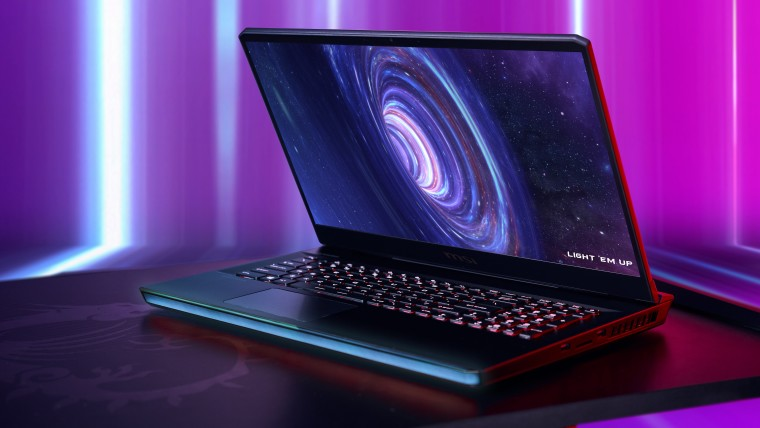 MSI updates its gaming laptops with RTX 30 series graphics