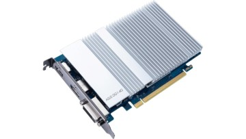 ASUS DG1 graphics card based on Intel Iris Xe architecture