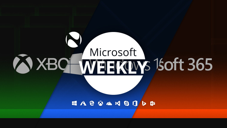 Microsoft Weekly - February 7, 2021