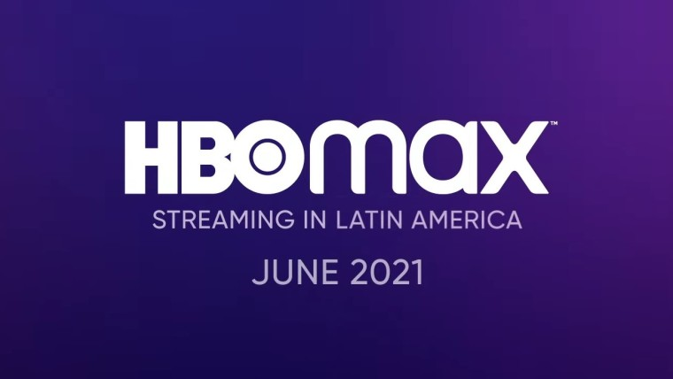 HBO Max logo with the text