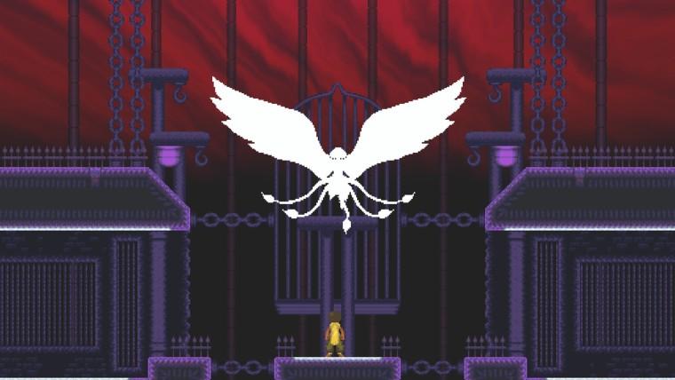 Dandara game screenshot