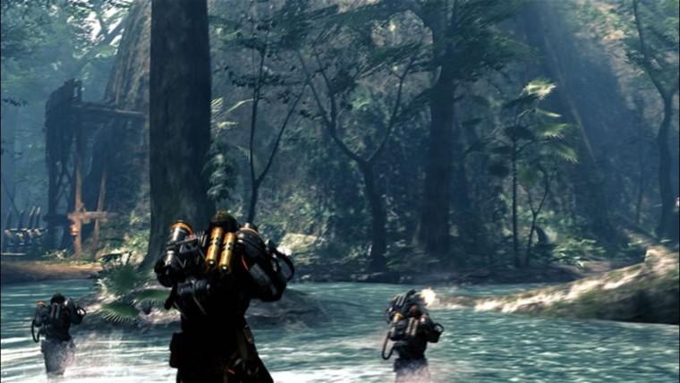 Lost Planet 2 game screenshot