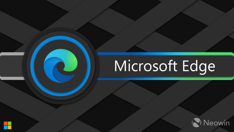 Microsoft Edge logo in concentric circles