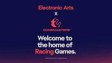 Electronic Arts Codemasters acqusition announcement promo