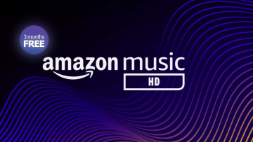 Amazon Music HD three month offer