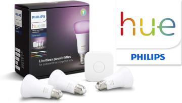 Philips hue e27 bulbs