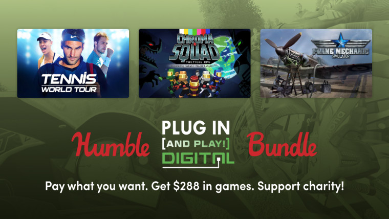 Humble Plugin Digital bundle promo