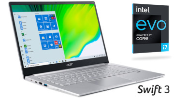 Acer Swift 3 laptop