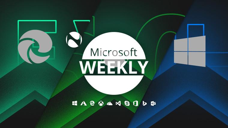 Microsoft Weekly - February 21, 2021