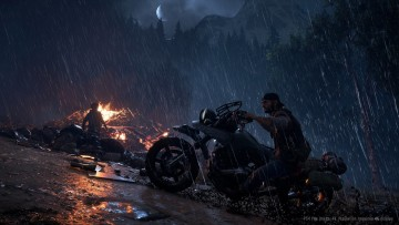 Days Gone PS4 screenshot