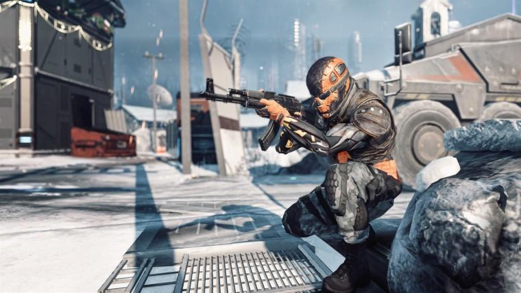 Warface Breakout screenshot