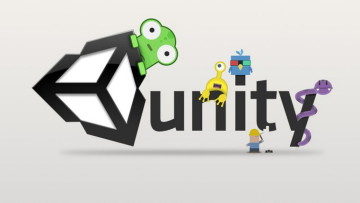 unity game development logo