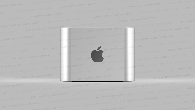 Leak of the upcoming Mac Pro Mini