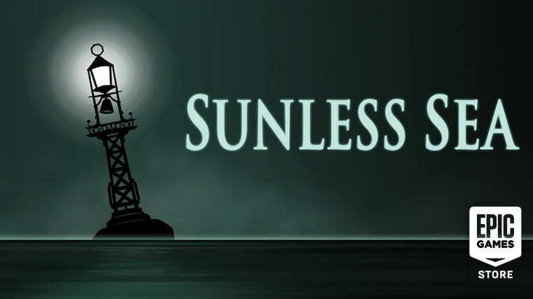 Sunless Sea on the Epic Games Store.