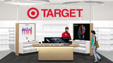 apple store in target store concept art