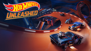 hot wheels unleashed game logo