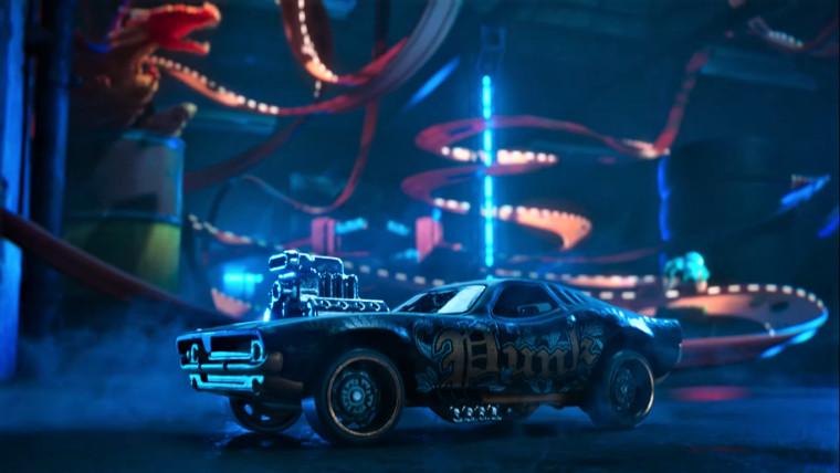hot wheels unleashed game screenshot