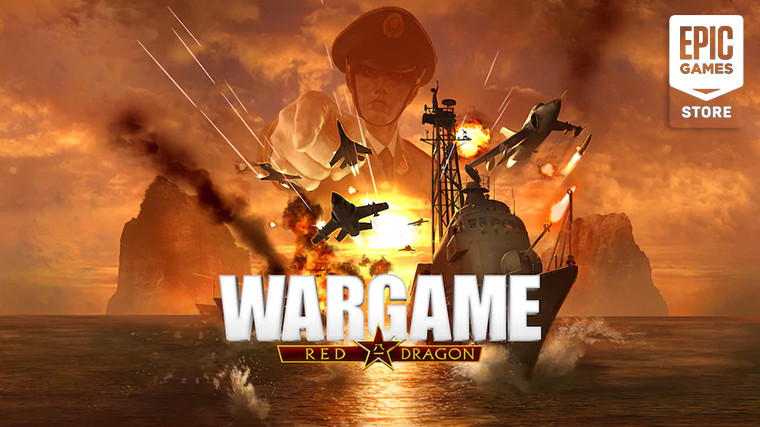Wargame Red Dragon is free on the Epic Games Store