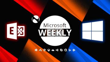 Microsoft Weekly - March 07 2021 weekly recap