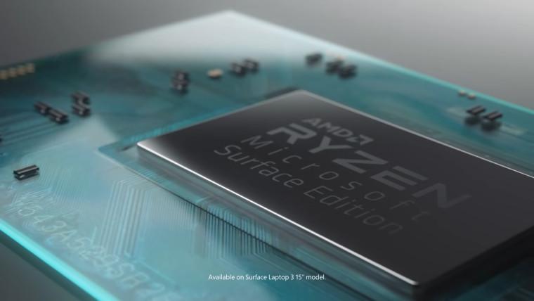 Microsoft Surface Laptop 3 AMD Ryzen model image