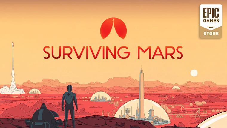 Surviving Mars is deze week gratis te spelen in de Epic Games Store