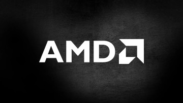 The AMD logo