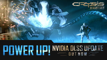 Crysis Remastered now has Nvidia DLSS support
