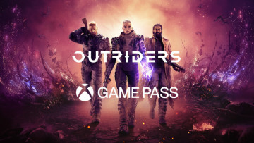 Outriders on Xbox Game Pass