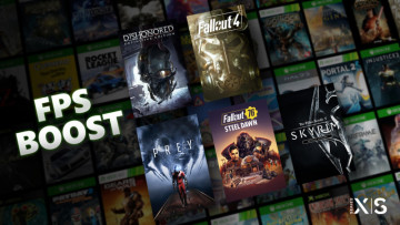 FPS Boosted Bethesda games