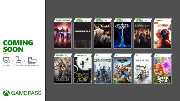 Xbox Game Pass March 2021 second wave